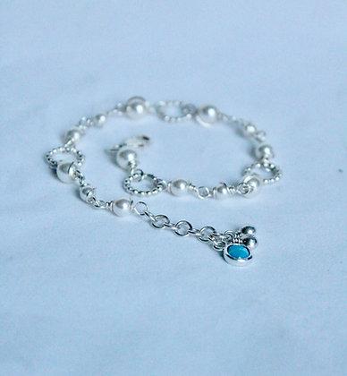 Swarovski® pearl bracelet