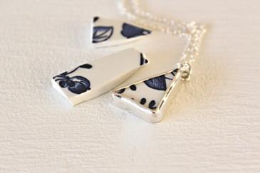 Alice Silver Designs blue silver pottery pendant .jpeg