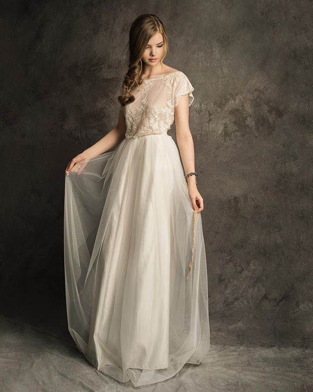 Bridal editorial for _PerfectWeddingMaga