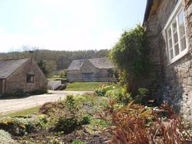Brenscombe Courtyard
