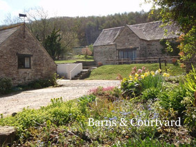 Brenscombe Split Level Courtyards & Barns