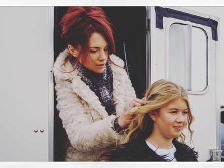 Mini blog for THE ARTFUL HAIRSTYLIST