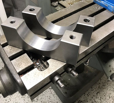 Machine Parts Fabrication