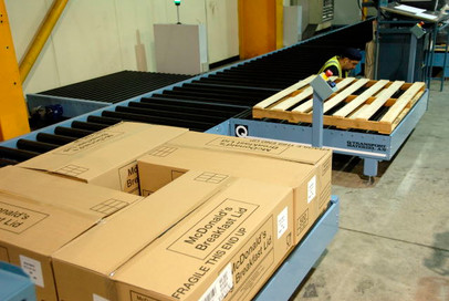 Pallete Conveyors