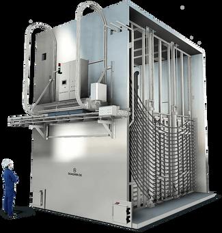 Industrial Freezer Installation