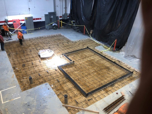 Facility Upgrades