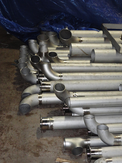Disassemble of Piping Systems