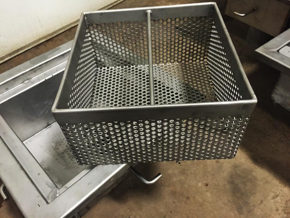 Stainless Steel Custom