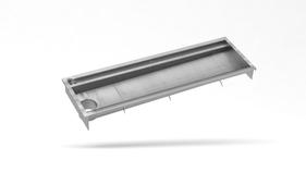Stainless Steel Drain Design