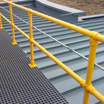 Removable Handrails Fabrication
