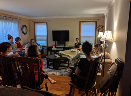 Living in the Tension of Small Group Ministry