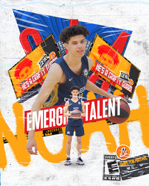 Noah Saa - Emerging Talent For Queen Ethelburga's