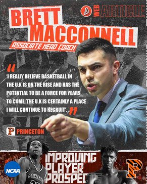 Brett MacConnell: Improving Player Prospects
