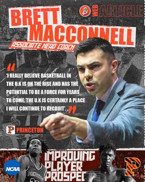 Brett MacConnell: Improving Player Prospects