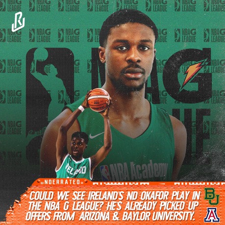 Could ND Okafor make it to the NBA G League?