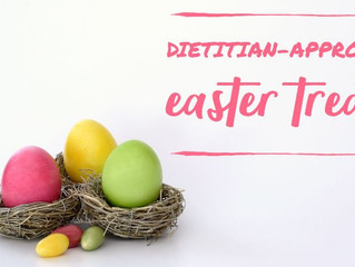 Dietitian-Approved Easter Treats