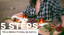 5 Steps to a Sensational (& Safe!) Grazing Platter
