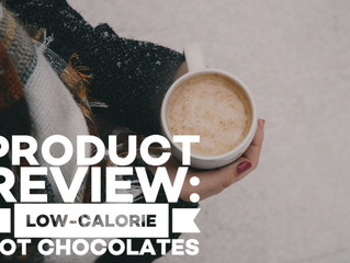 Product Review: Low-Calorie Hot Chocolates