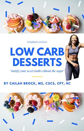 Sugar Free Dessert Recipe Book