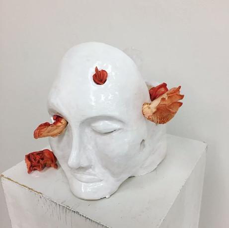 Mushroom Death Mask