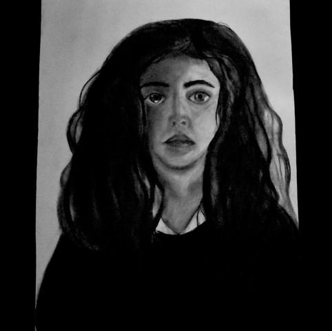 Fan Art (Self Portrait)