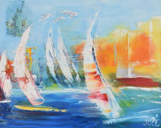 Oeuvre de l'artiste peintre Joce