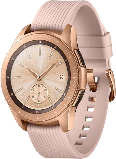 Samsung Galaxy Watch SM-R815 LTE (42 mm), Roségold