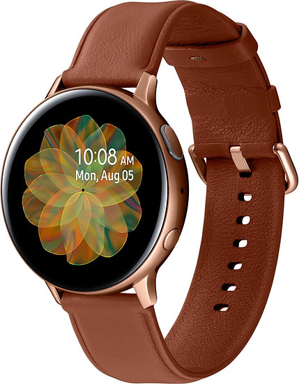 Samsung SM-R825FS Galaxy Watch Active2 Steel 44mm (LTE), gold