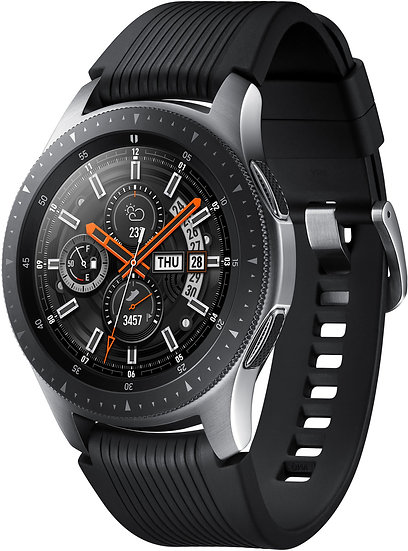 Samsung Galaxy Watch SM-R800 (46 mm), Silber