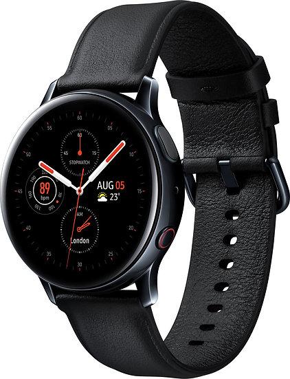 Samsung SM-R830NS Galaxy Watch Active2 Steel 40mm, Black