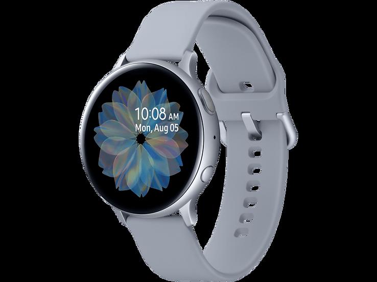 Samsung SM-R820NZGalaxy Watch Active2 Alu44mm, Cloud Silver