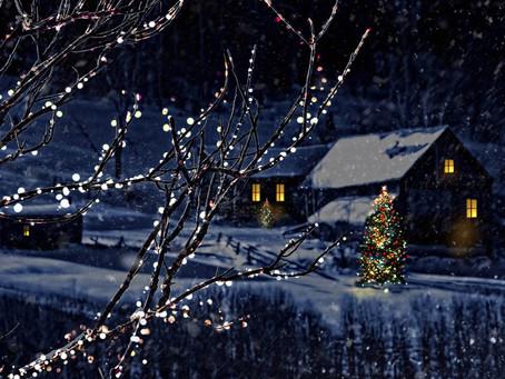 Гадания в ночь перед Рождеством