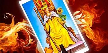 Уверенность в себе и инициативность: значение Королевы Жезлов в различных раскладах Таро