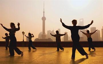 Китайская оздоровительная гимнастика тай чи (тай цзи цюань): комплексы упражнений для начинающих и о