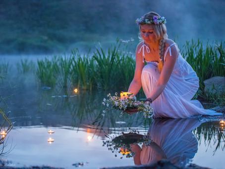 Магические ритуалы на денежную удачу и счастье в ночь Ивана Купалы