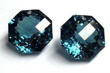 Завораживающе насыщенно синий камень: топаз Лондон Блю и вся правда о его происхождении
