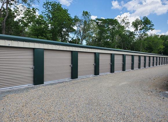 20x10 Storage Unit