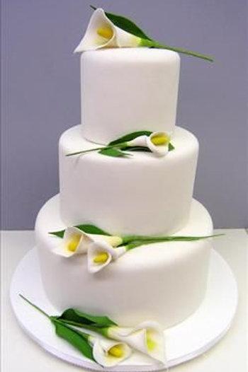 Snow white dummy Cake