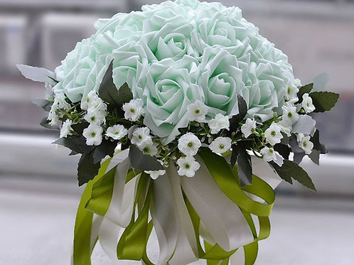 Bouquet wedding white