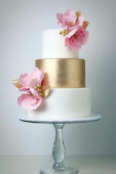 Wedding fake cake