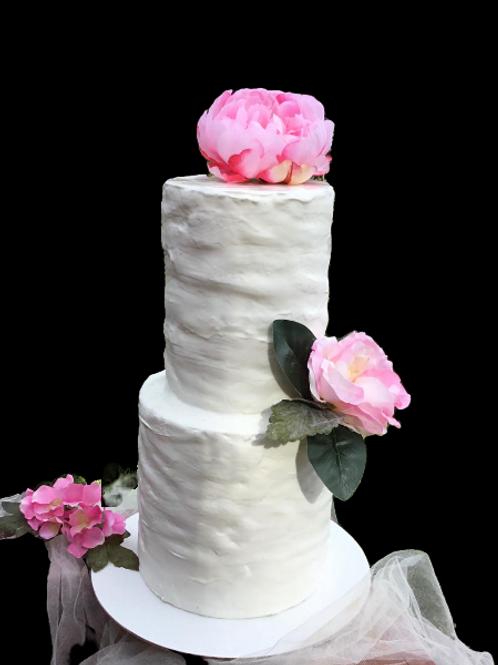 Wedding fake cake tall Style