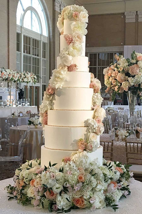 Wedding Fake cakes