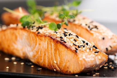 Salmon Le berte