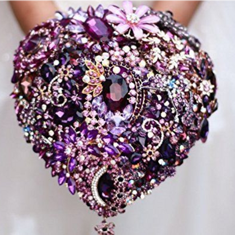 Bouquet Luxury Broches