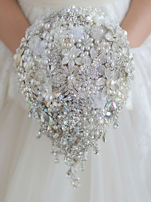 Luxury wedding Bouquet