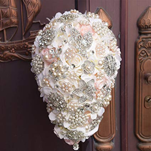 Bouquet pearls Brooches