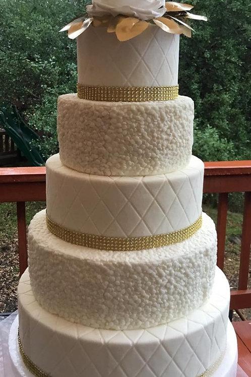 Wedding Cake WhiteBell