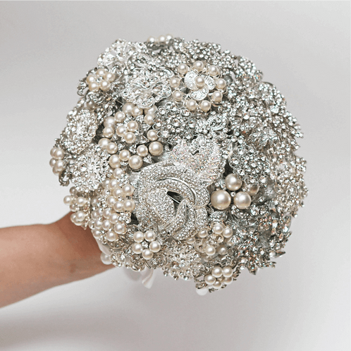 Bouquet Brooches Luxury