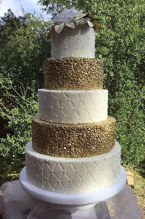 Wedding Cake WhiteBell2