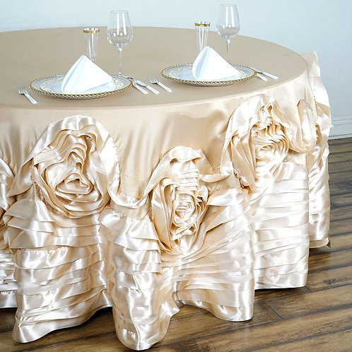Tablecloth wedding Luxury